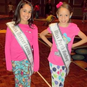 NJ Girls at Pajama Party