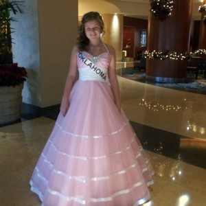 Kaylea Bixler OK preteen in formal wear!!