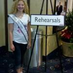 Sam @ patriotic rehearsal