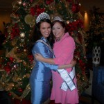 In Interview suit with Miss All-American Teen 2010-11 :D