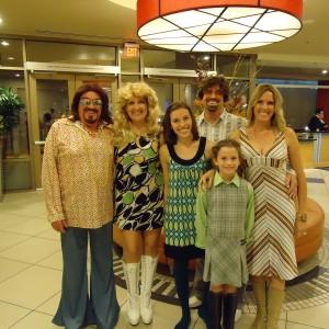 My Groovy Family!!!!