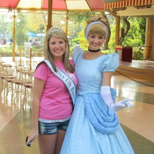 My Favorite Disney Princess - Cinderella!!
