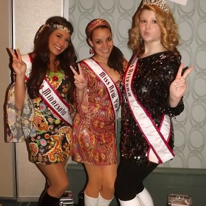 Confident and Groovy! A perfect combination - Team Confidence Miss 2011