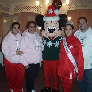 Paloma Camacho Mickey meets the Camacho family