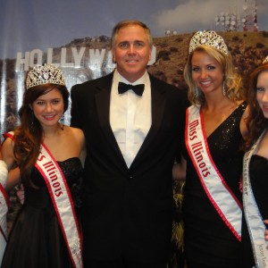 Sarah Rebetje and Illinois Royalty Miss, Teen and Jr.Teen