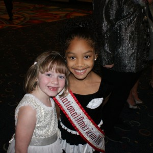 Princess:  Zoe A  with Jenissa Varela