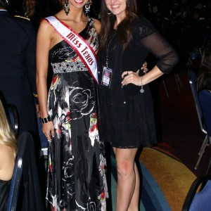 Texas Miss Heather Blakely and Tiffany