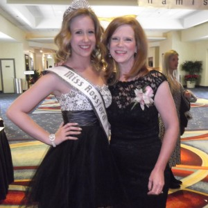 Cailin Maxwell- Miss Rossford and Kathleen Mayes