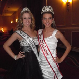 Cailin Maxwell- Miss Rossford and Miss Oklahoma-Marma