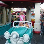 JJ driving Sam in toontown