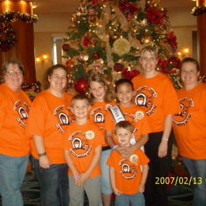 The Family in Eskimo Joes at Nationals