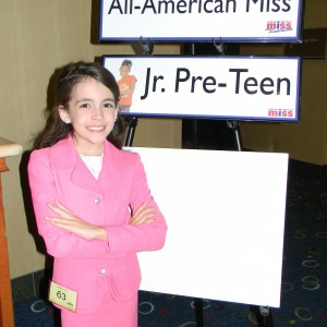 Building life skills - Jr Pre Teen Interview Competition