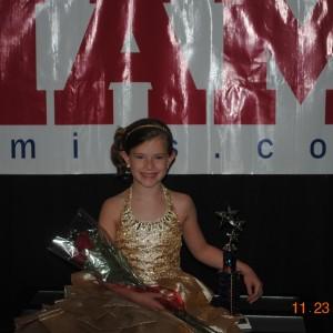 Texas Princess Emily Smith