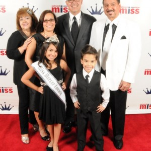 Happy Thanksgiving From Miss Mercer County NJ and Family