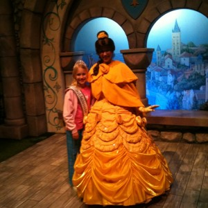 Disney Princess Bell!