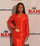 LeAnn Divino All American Jr. Pre-teen before interview :-)