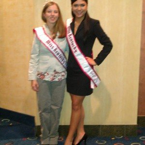 Miss KY teen and Miss