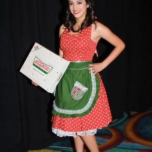 Krispy Kreme Dream Alayna Bergman Casual Ware
