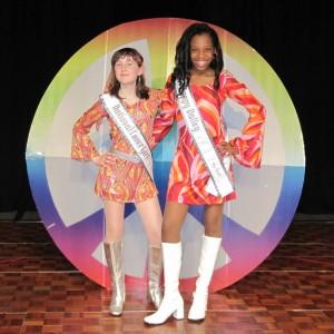 Pre-Teen Dancing Queens Kyra Walters & Hailey Kilgore