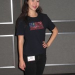 Alix Meyer Teen Division in Patriotic T-Shirt