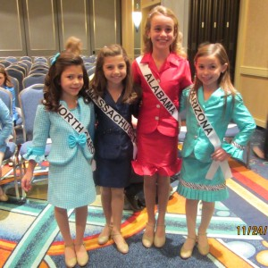 jr. preteen team confidence at interview