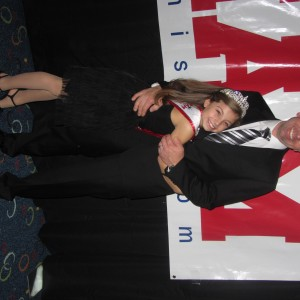 mass jr. preteen Sydney (team confidence) and her dad