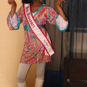 Madison Shead, Miss Missouri Pre Teen, disco queen