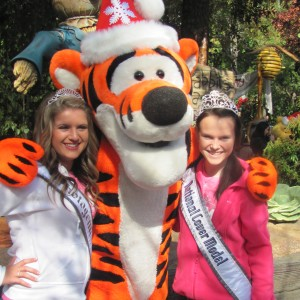 Wisconsin Jr. Teens with Tigger