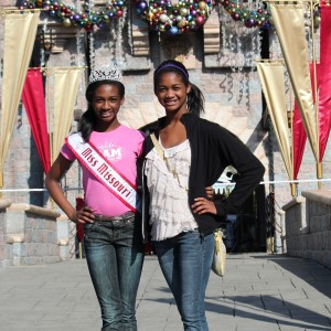 Madison Shead, Miss Missouri and her sister, Clarke