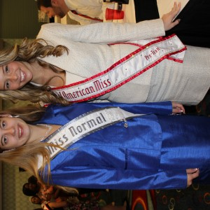 Rachel Marx of Team Leadership with Preteen National American Miss