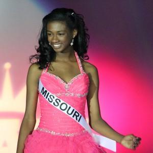 Miss MIssouri  Pre-Teen