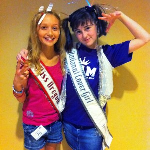 Pre-Teens Madeline Monlux & Kyra Walters in Crazy Crazy Hair!