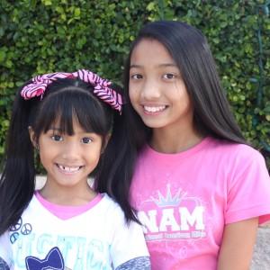 Asia & LeAnn Divino - NAM girls forever!!!