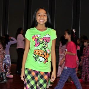 LeAnn Divino All-American Jr. Pre-teen --- loves to dream & dreamin' big!!!