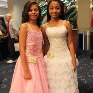 Lovely LeAnn & McKenna of Team Ambition Jr.Pre-teen :-)