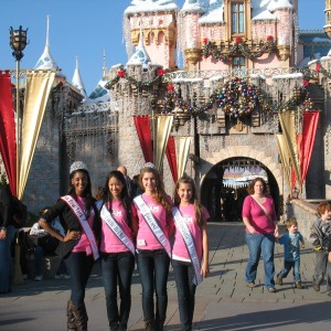 Jr. Teens at Disneyland!