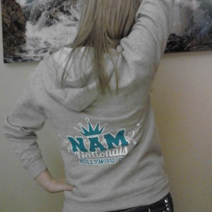 Showing my NAM Pride!