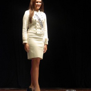Miss Missouri Teen at Personal Introductions