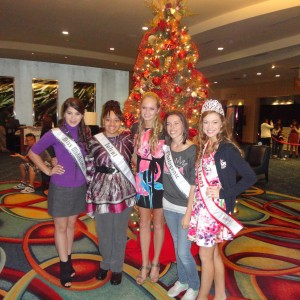 Jr. Teen Contestants