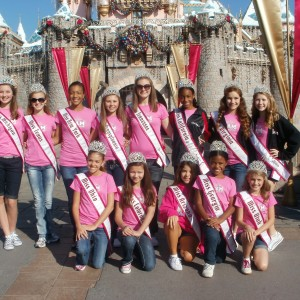Rachel Wright and several great PreTeen Queens