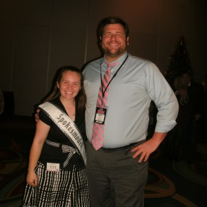 Mari and the best State director!!!