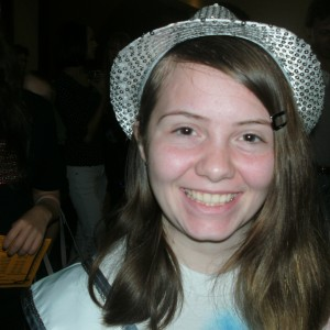 Patriotic rehersal Mari Turpen. Love my hat!