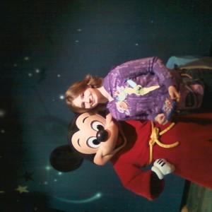 Destiny and Mickey