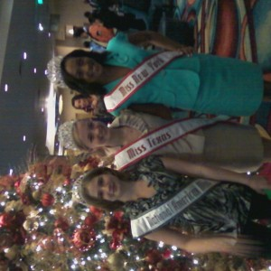 Destiny with Miss Texas and Miss New York