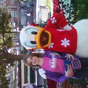 #125 with Donald Duck