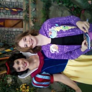 Destiny and Snow White