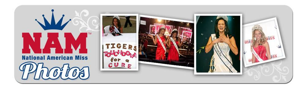 National American Miss Photos