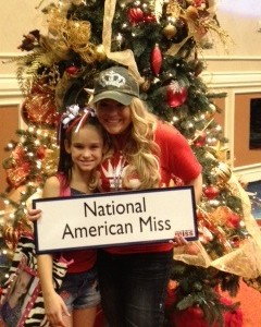 Malayna with State Director Breanne Maples