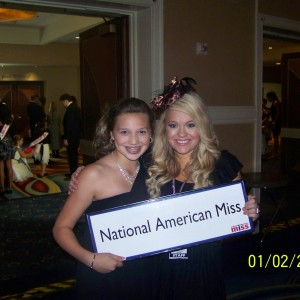 Victoria ewlove with Breanne Maples