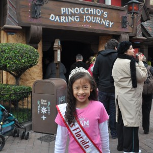 Riding Pinocchio!